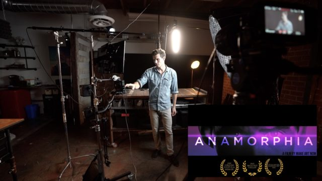 Anamorphia - Interview with MAKE.ART.NOW Filmmaker Josh Yeo