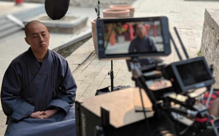 Interview with Documentary DOP Ben Sherlock