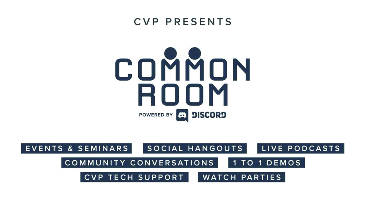 CVP Launches Common Room - Online Community Platform for Filmmakers