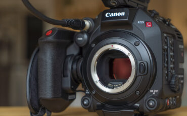Canon EOS C300 Mark III – New Super35 DGO Sensor, Up To 4K 120fps in Cinema RAW Light