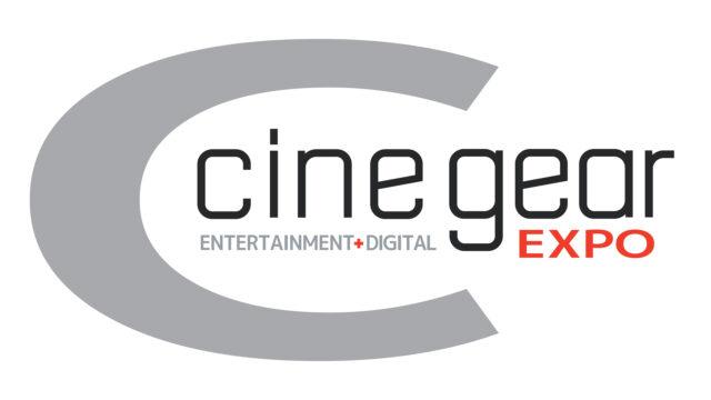 Cine Gear 2020 logo
