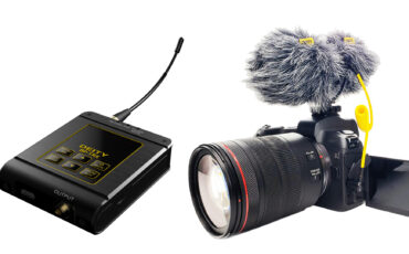 Deity BP-TRX Transceiver Recorder - D4 Duo Microphone - Deity Connect FW V2.0