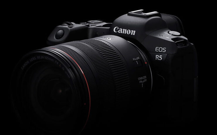 Canon EOS R5 - Big News for Filmmakers