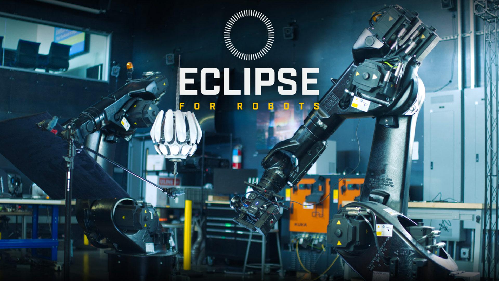 Redrock Micro Eclipse For Robots con Sistema FIZ (foco, iris, zoom)