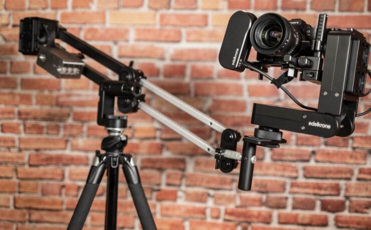Edelkrone JibONE and HeadPLUS - First Look - Compact Motion Control Jib & Slider
