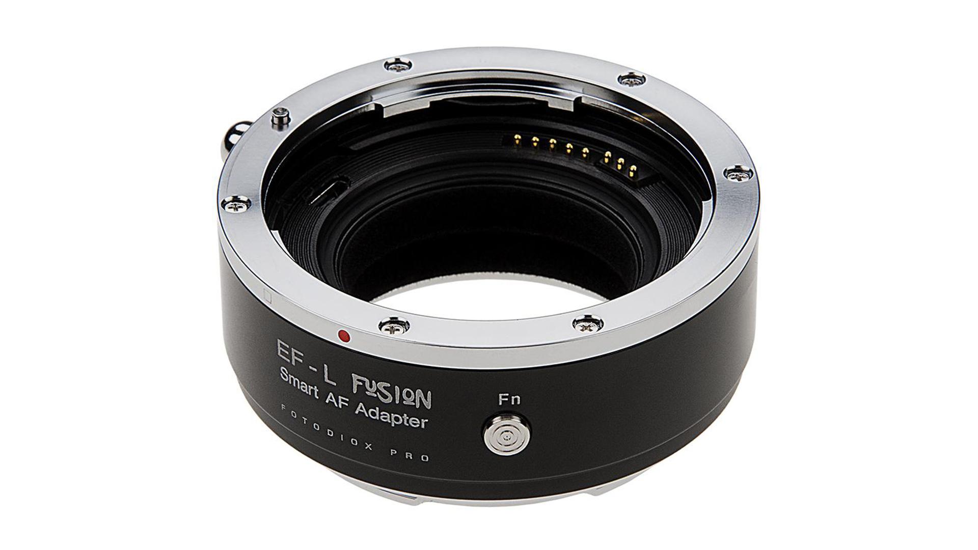 El adaptador de Montura Fotodiox Pro Fusion EF-L ya está disponible