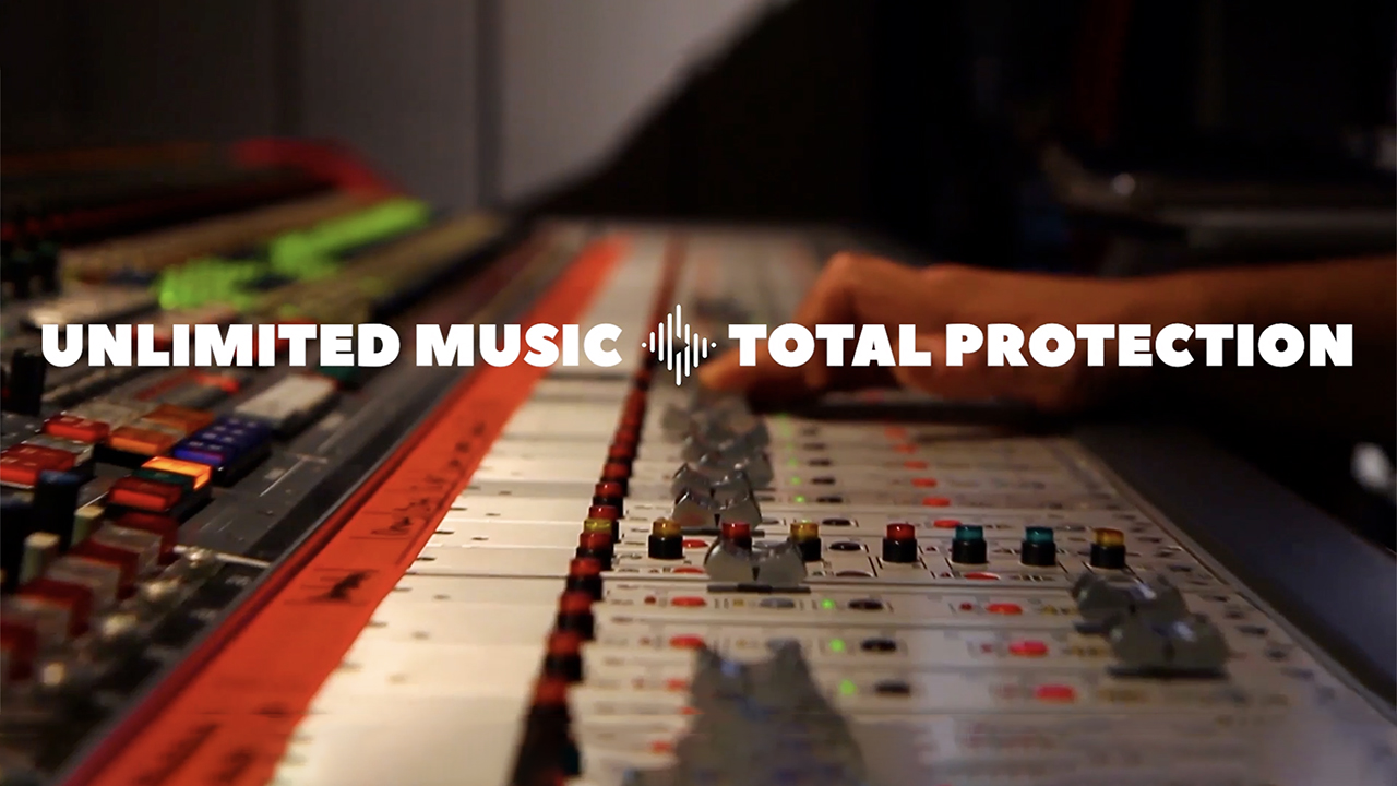 Keyframe Audio Stock Music Site Revamp - YouTube Whitelist for Filmmakers