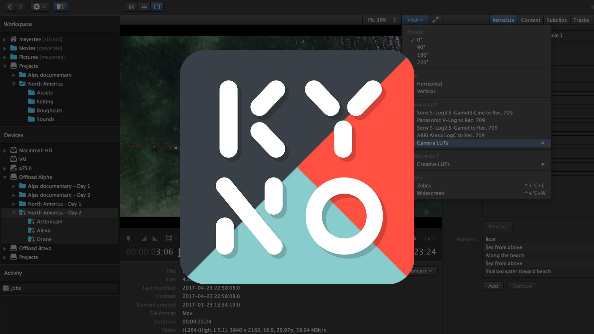 Kynoが映像クリエーターをサポートするフリーライセンスを提供