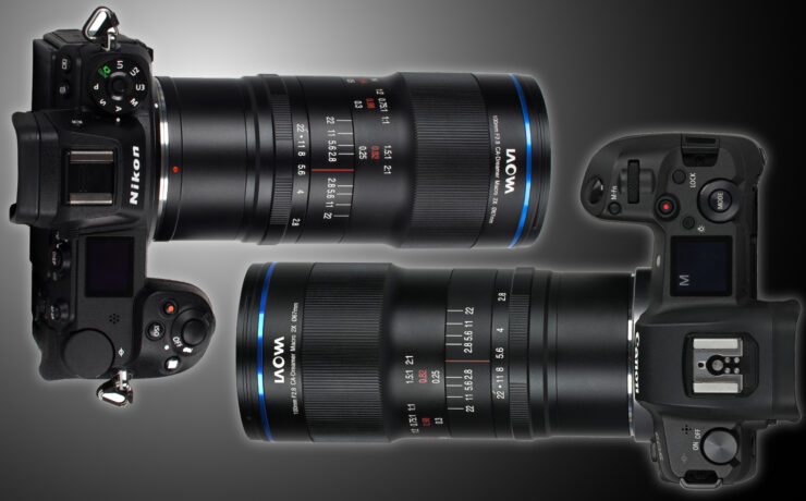 Venus Optics Laowa 100mm f/2.8 2x Macro Now Available in RF and Z Mount