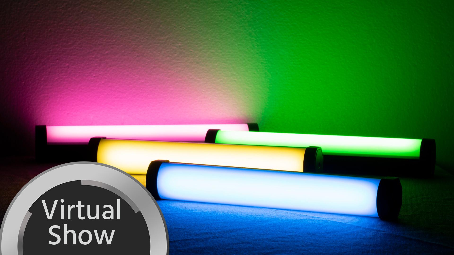 Anuncian el NANLITE PavoTube II 6C: luz de tubo pequeña full RGBWW con batería
