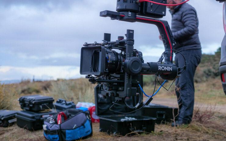 Doc Filmmaker Spotlight: Backbone, Shot on Panasonic S1H