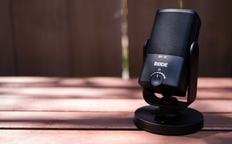 RØDE NT-USB Mini Microphone Office Review - Great for Streaming