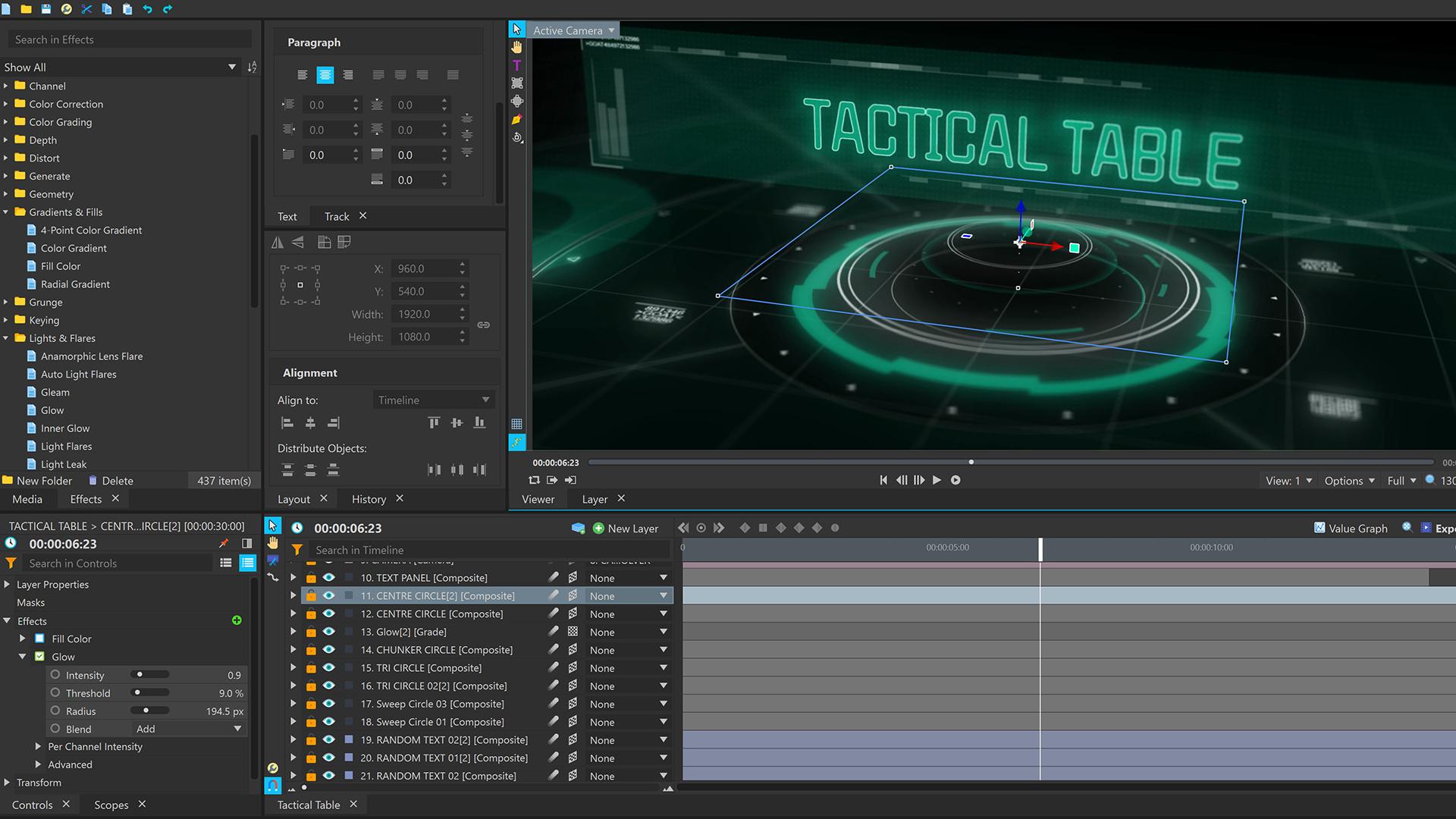 VEGASにVEGAS POSTが追加 - VFX編集スイートのニューバージョン