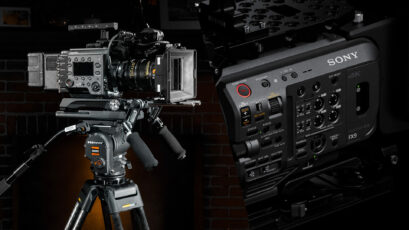 Sony FX9 and VENICE Full-Frame Cameras new Firmware Announced