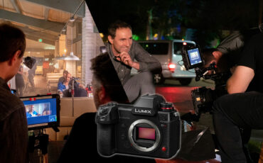 "Short Movie ""The Sit Down"" Shot On LUMIX S1H - Interview with DP Kacper Skowron"