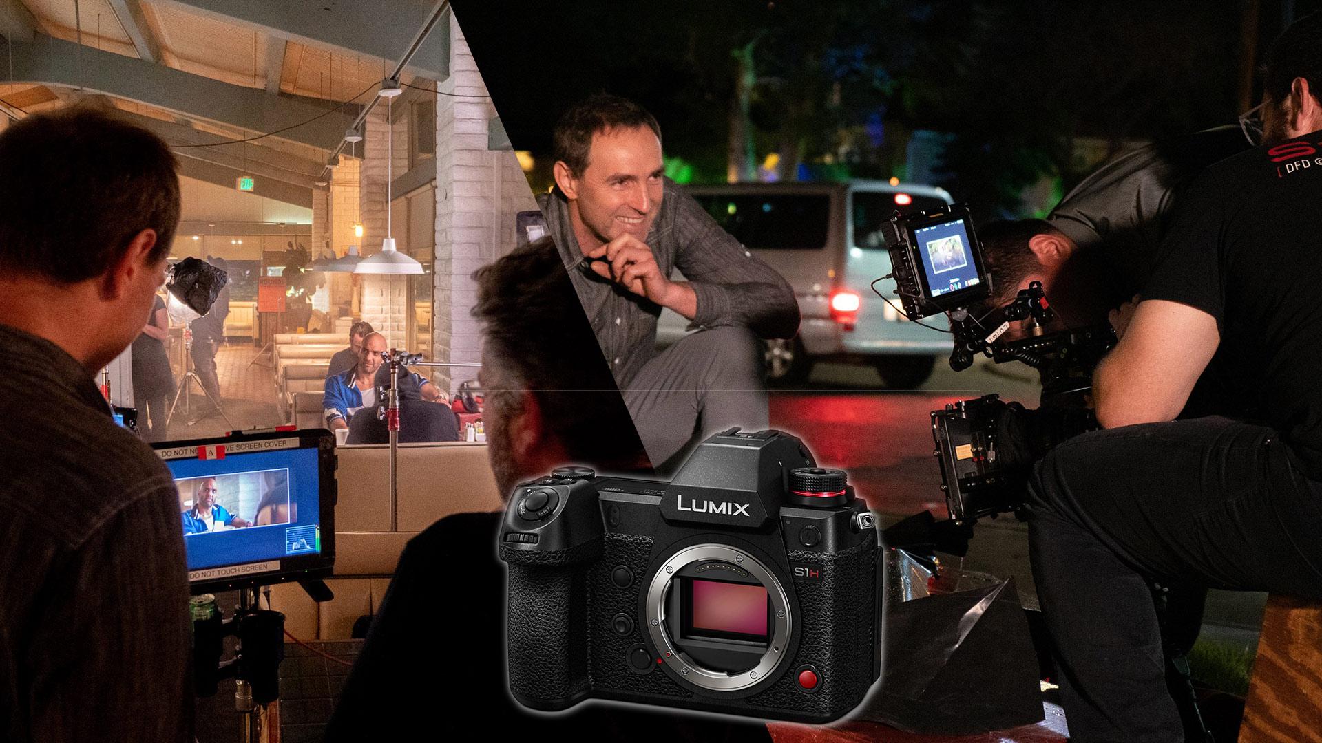 """Entrevista con Kacper Skowron, director de fotografía del Cortometraje """"The Sit Down"""" filmado con la LUMIX S1H"""