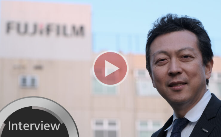 FUJIFILM Interview - Toshi Iida General Manager About Industry Phase, X-T4 and More