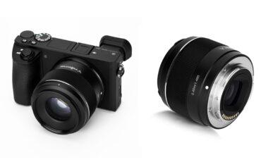 Yongnuo YN50mm F1.8S DA DSM Sony E-Mount Lens for APS-C Introduced