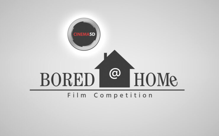 """cinema5D """"Bored @ Home"""" 60 Second Filmmaking Competition - Win a Panasonic S1H & More!"""