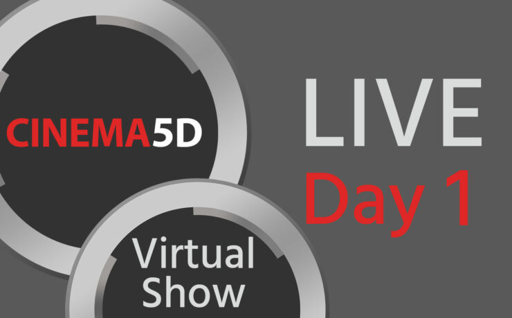 cinema5D Virtual Show LIVE Talks - Canon Announcements