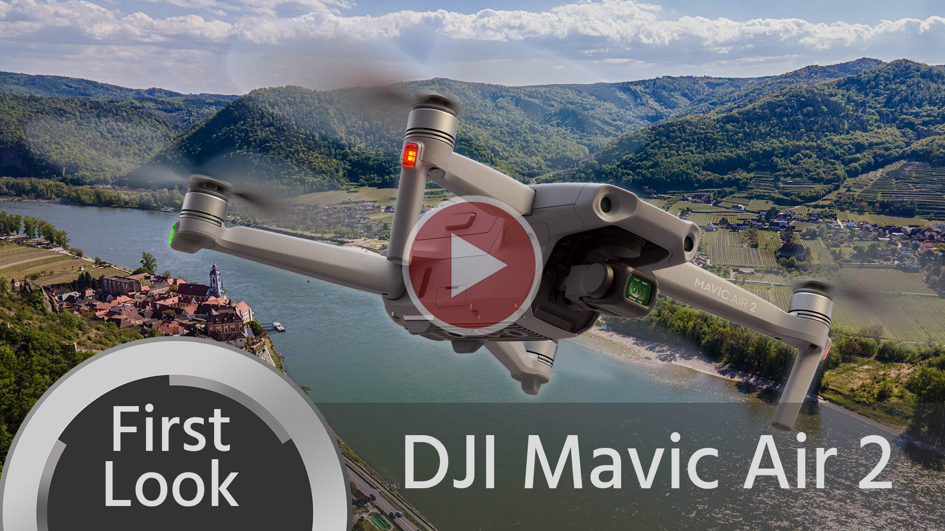 DJI Mavic Air 2 レビュー
