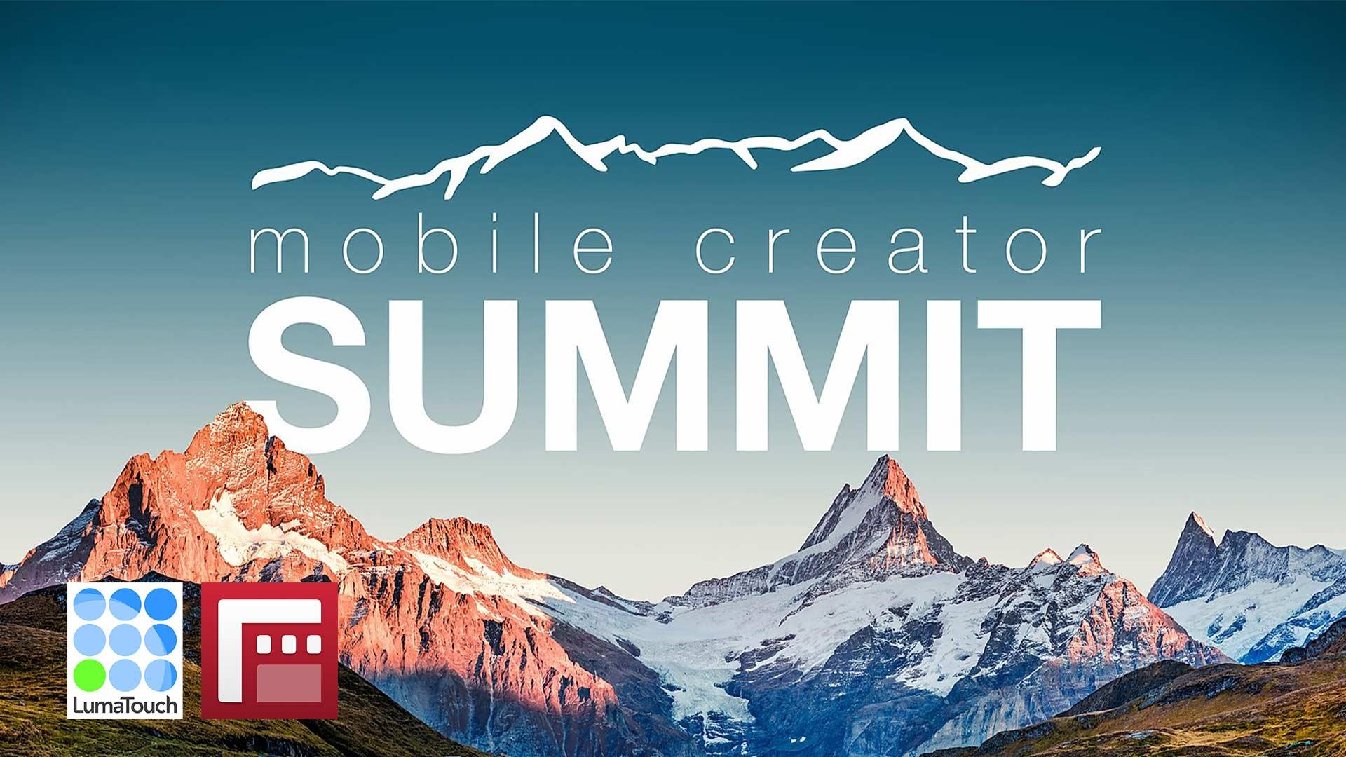Luma Touch y FiLMiC lanzan el Foro de Creadores Móviles, es gratuito y comienza el 17 de abril