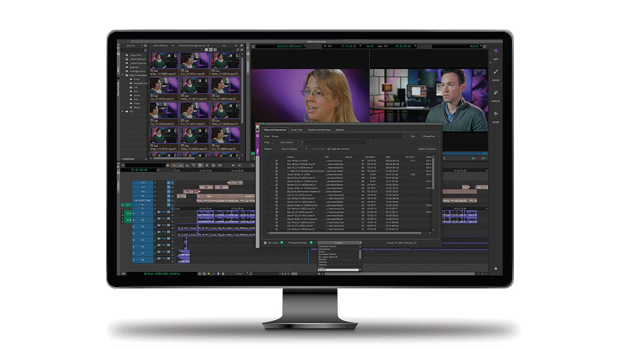 AVID Media Composer 2020.4 Update - 64-bit and Mac Pro Support