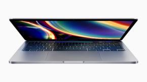 "Apple's new 2020 13"" MacBook Pro"