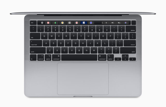 "Apple's new 2020 13"" MacBook Pro"