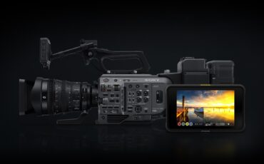 Atomos Shogun 7 Will Support ProRes RAW Recording from Sony FX9