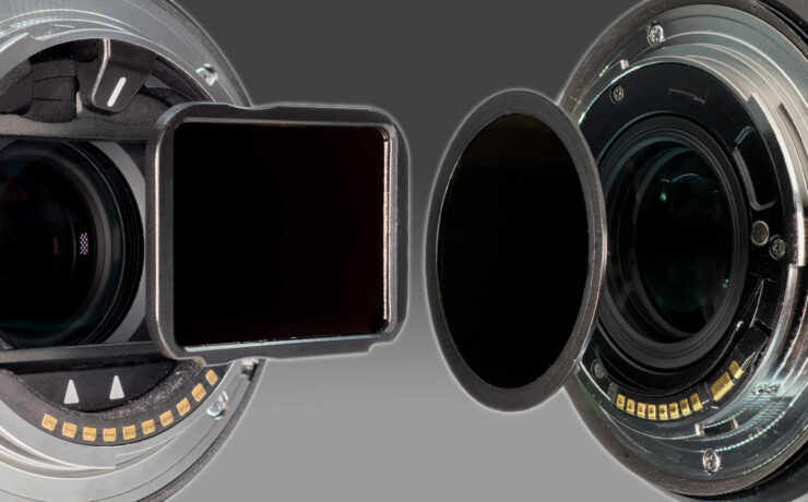 Aurora Aperture - Next Generation Rear Mount Filters for SIGMA, Nikon, Canon and Sony Lenses
