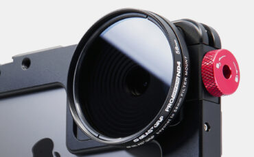 New Beastgrip Filters for Smartphone Filmmakers - Fixed ND's, CPL and VND