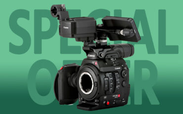 Canon EOS C300 Mark II Additional $500 Price Drop - Now $7,499