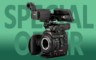 Canon EOS C300 Mark II Additional $500 Price Drop - Now $7,499
