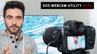 EOS Webcam Utility Beta - Use Canon Camera as a Webcam on Windows Machine