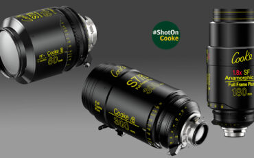 Cooke Lenses - Interview About new Lenses and Cooke Look