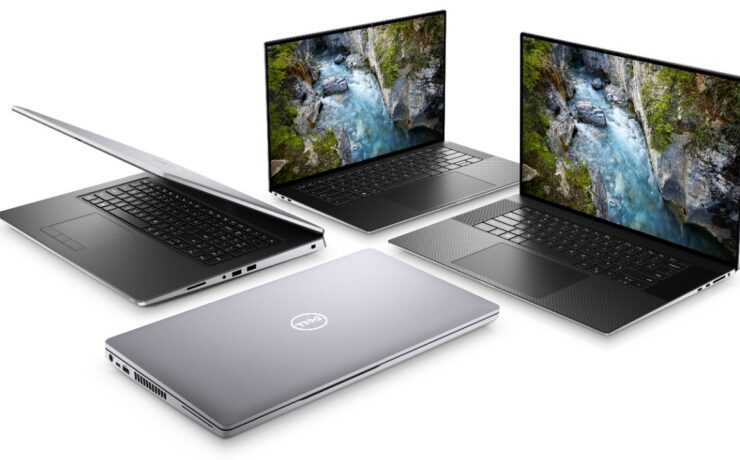 Dell Precision Laptops - New Mobile Workstations Announced