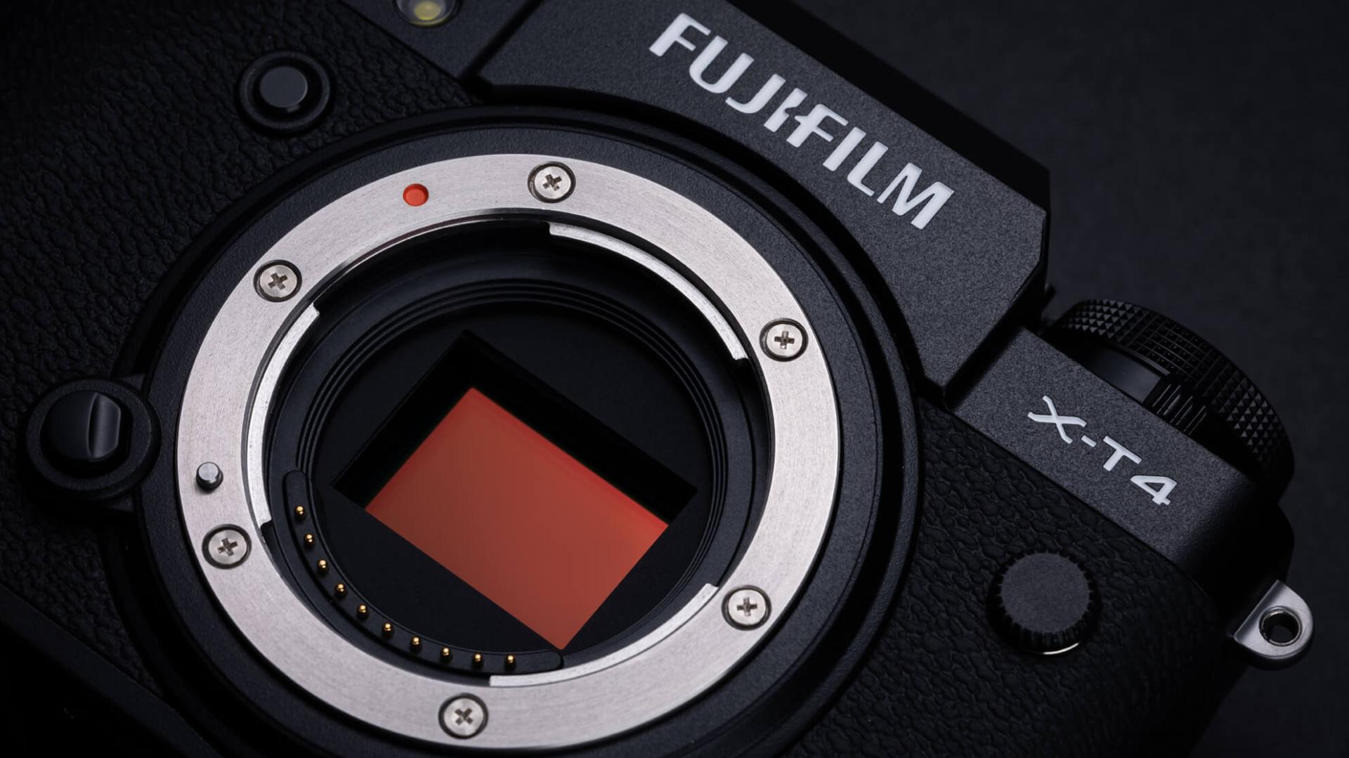 FUJIFILM X-T4 ya se está enviando