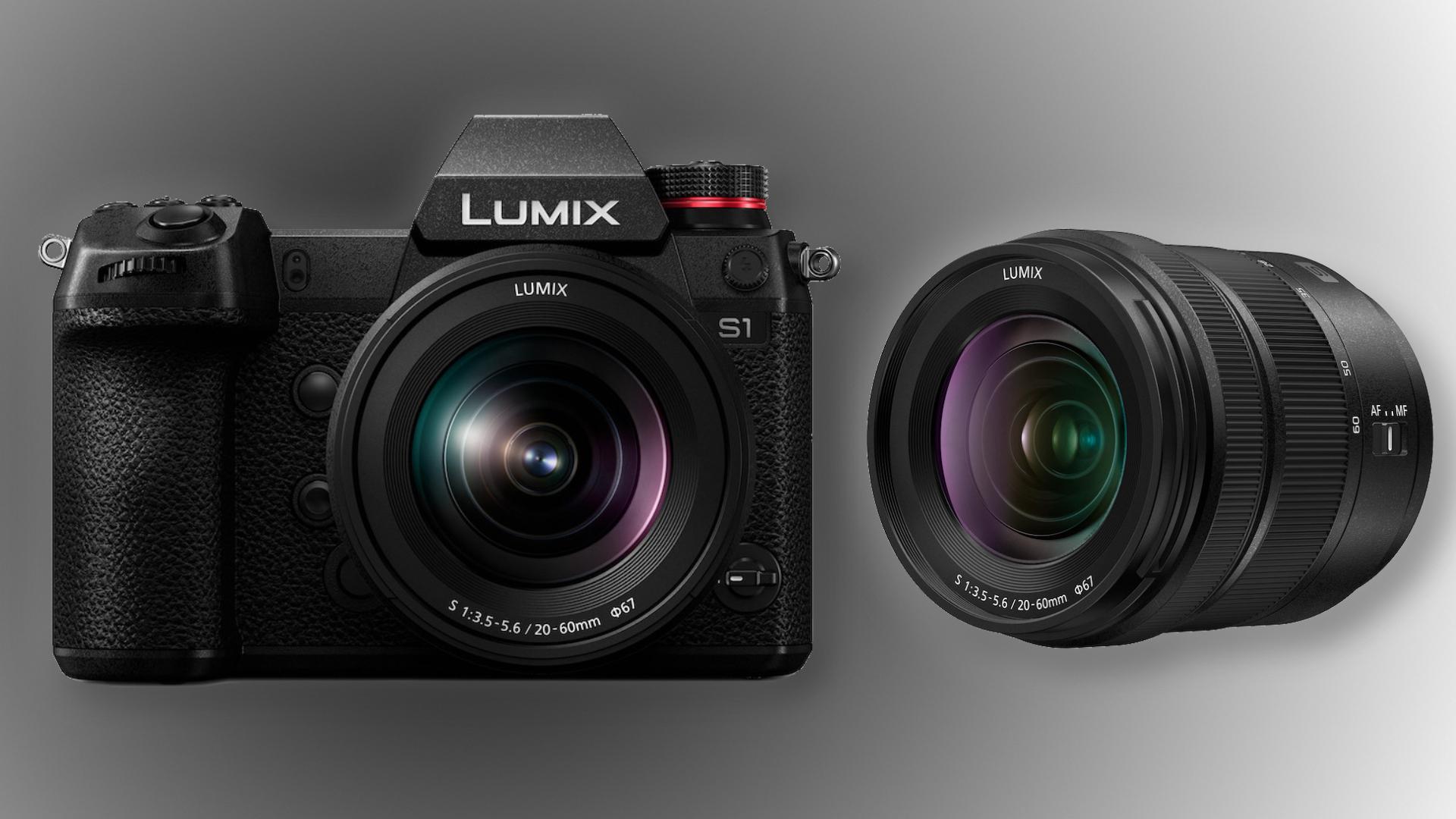 Panasonic Lumix S 20-60mm f/3.5-5.6 - El nuevo lente zoom compacto con montura L