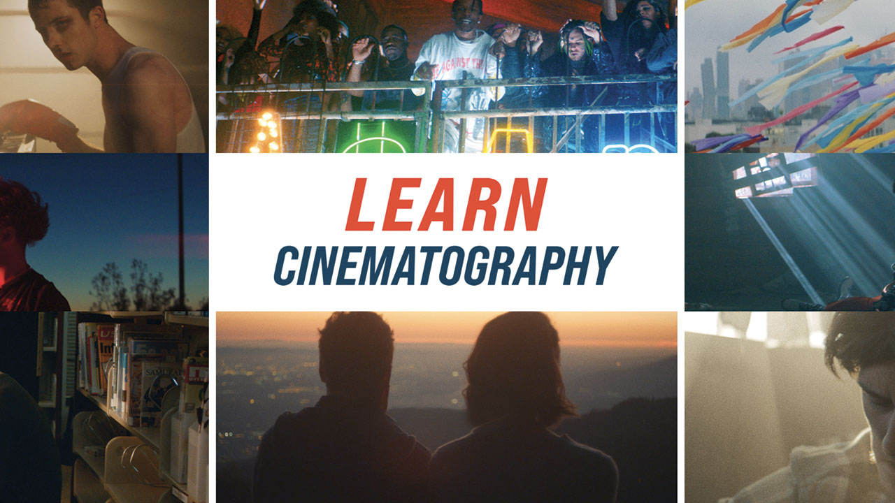 LearnCinematography - Online Course for Aspiring Directors of Photography