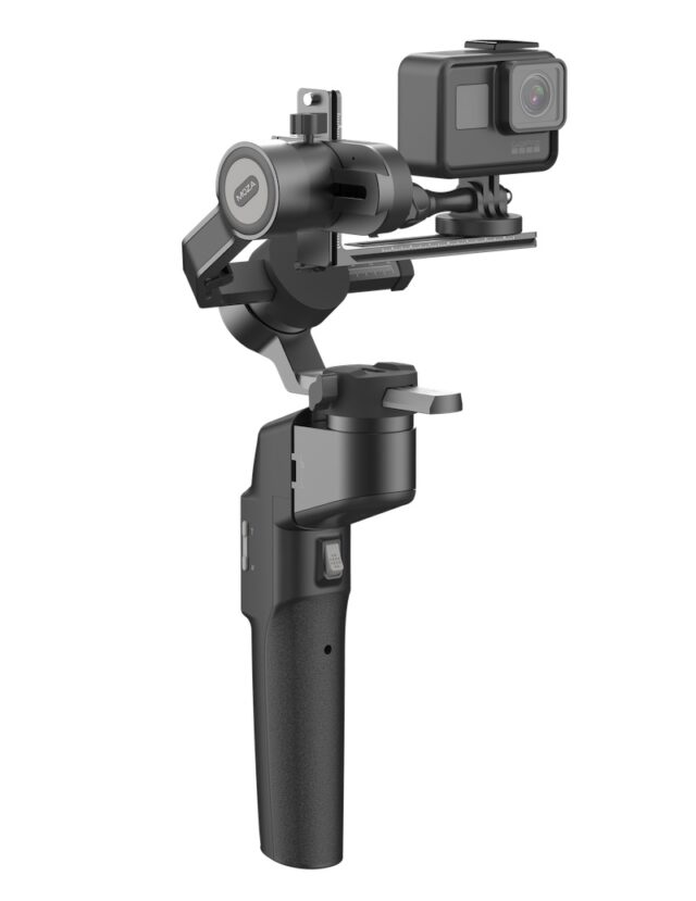MOZA Mini-P gimbal GoPro