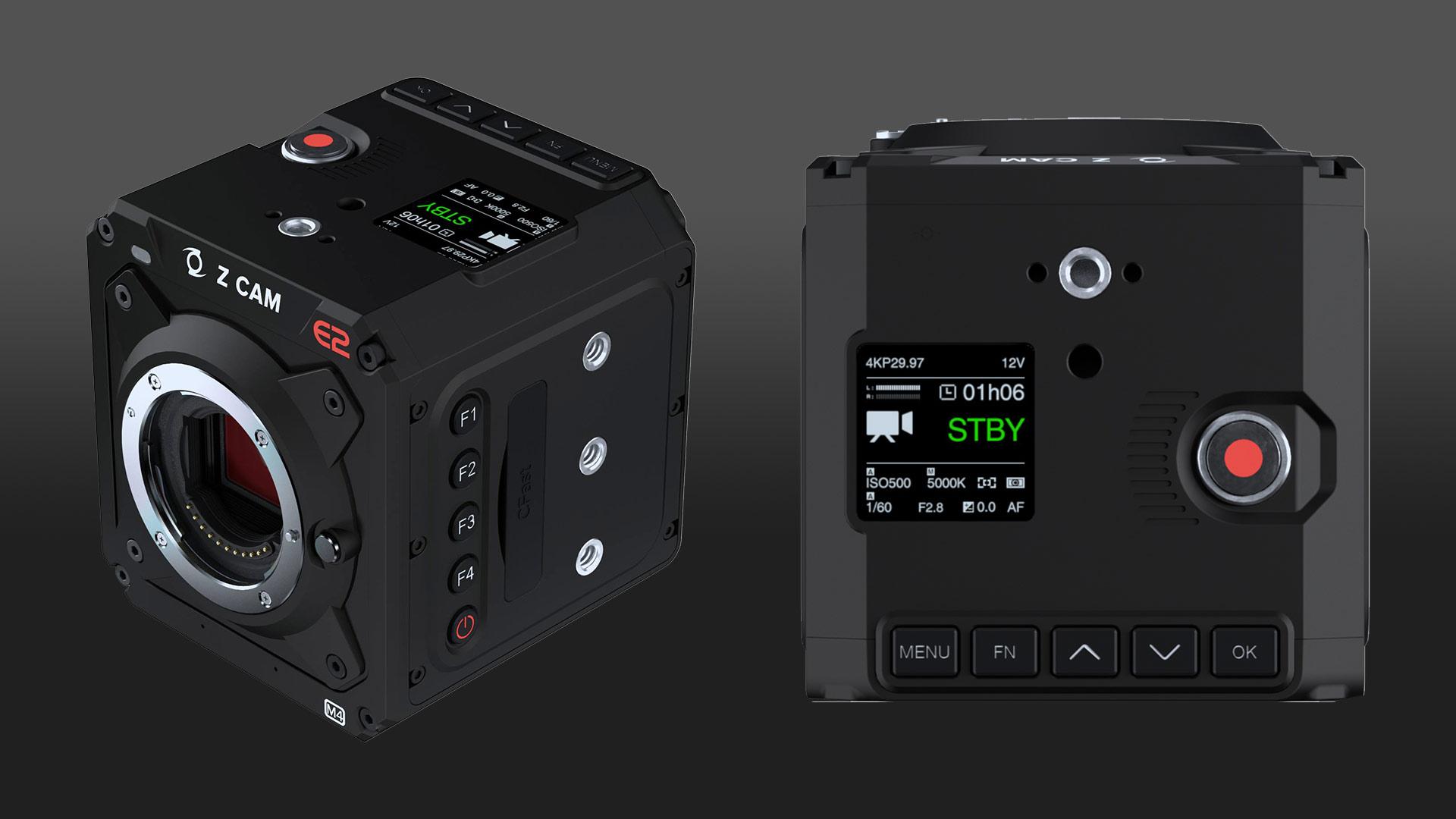Z CAM E2-M4 Camera Announced, E2 S6 and F6 Price Drops - cinema5D news