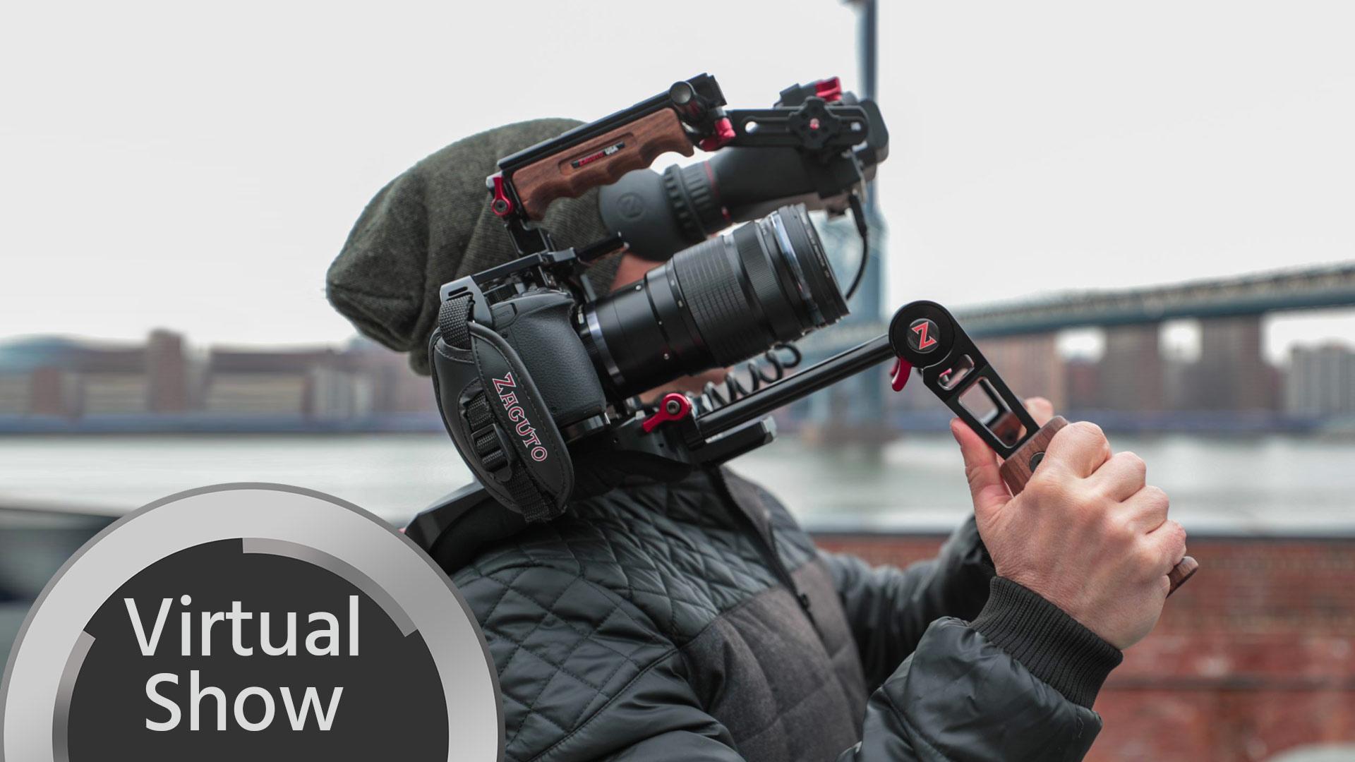 ZacutoがACT Recoil Rigを発売 - DSLR/ミラーレスカメラ用リグ