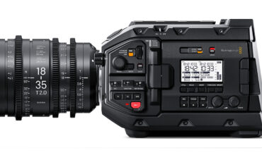Blackmagic URSA Mini Pro 6.9.3/ 6.9.4 Firmware Update