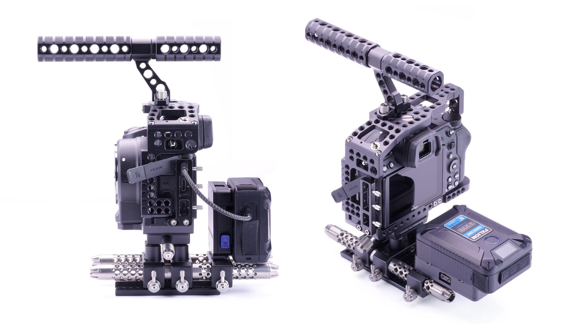 LockCircle presenta la placa Micro V-Mount