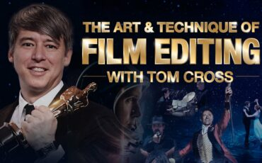 The Art & Technique of Film Editing - MZed Course with Oscar Winner Tom Cross ACE