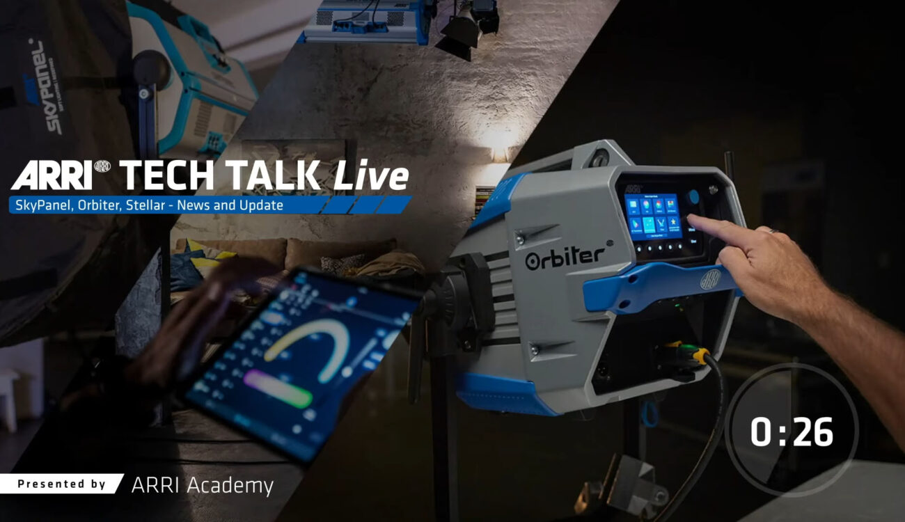 ARRI Q&A: Orbiter, Stellar, and More with Florian Bloch