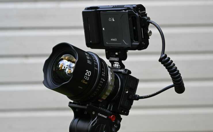 Atomos Brings Apple ProRes RAW to the SIGMA fp