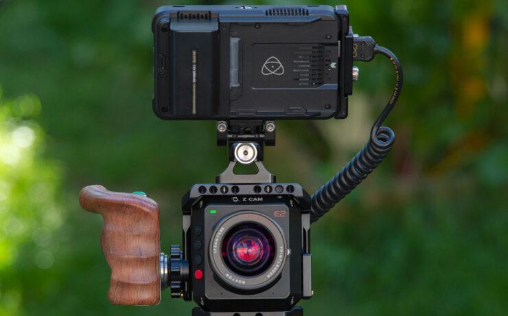 Atomos Announces 12-Bit Apple ProRes RAW Support For Z CAM E2 Camera