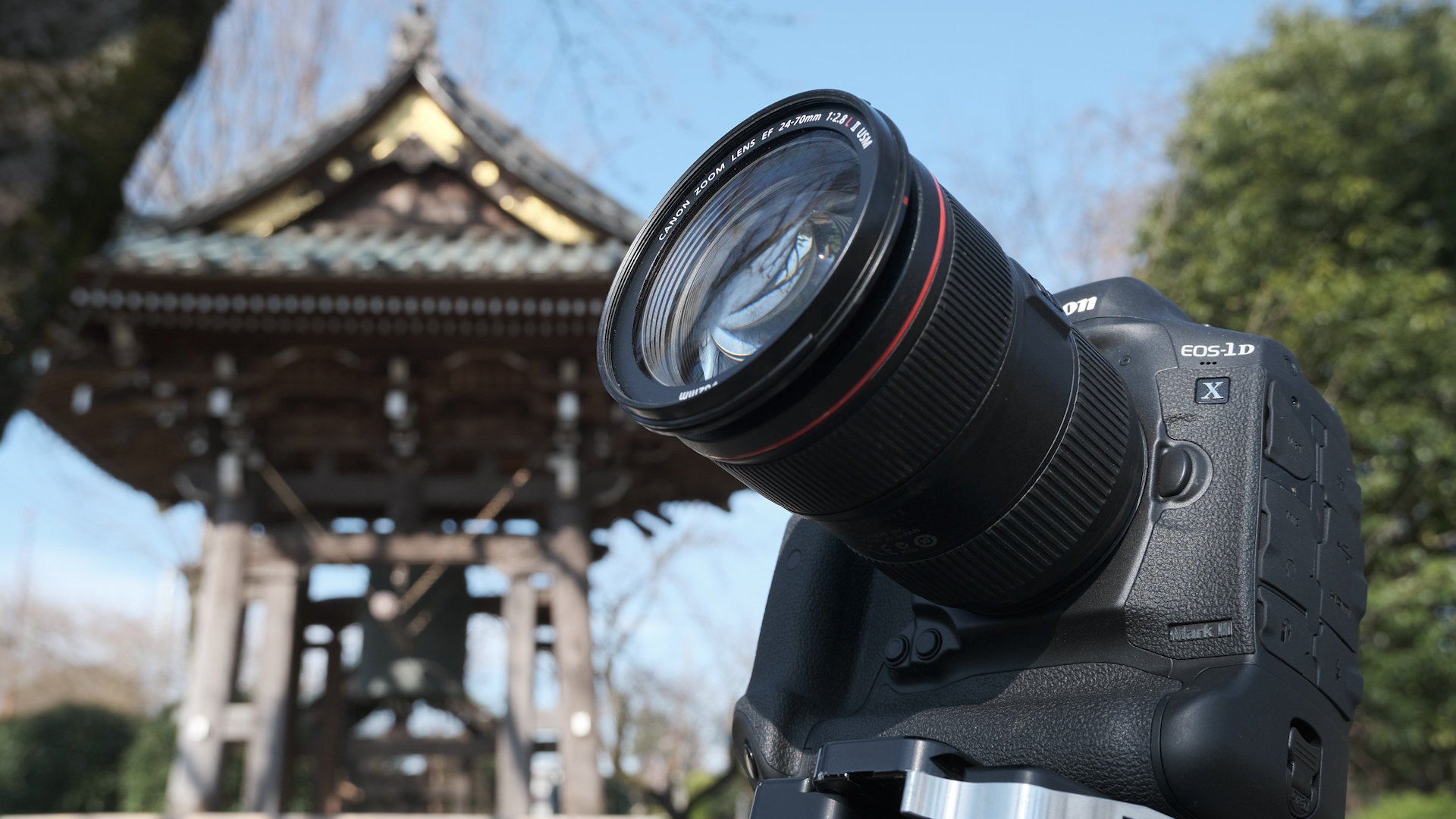 Reseña sobre la Canon 1D X Mark III e imágenes de muestra